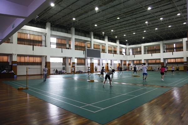 杭州保俶塔实验学校体育馆