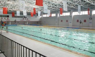 杭州定安游泳馆