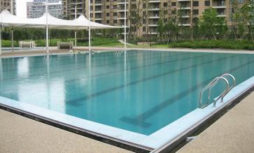 杭州风雅钱塘游泳池