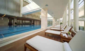杭州开元名都大酒店游泳池
