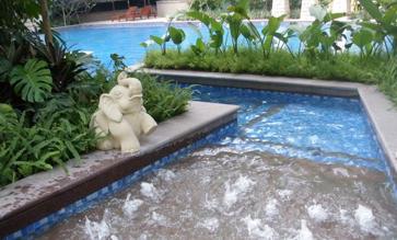 杭州沁园游泳池