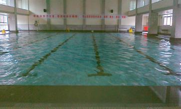 嘉兴市实验小学游泳馆
