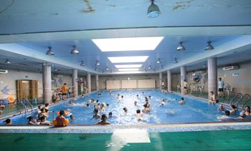 建德市青少年活动中心游泳馆