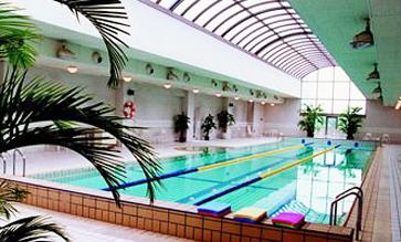 上海花园游泳池