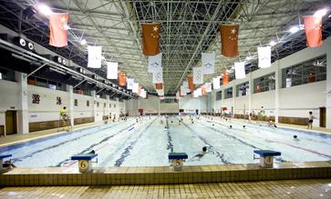 杭州桐庐游泳馆